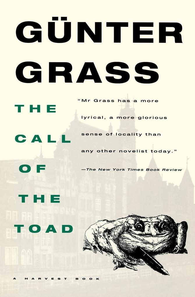 The Call of the Toad als Taschenbuch