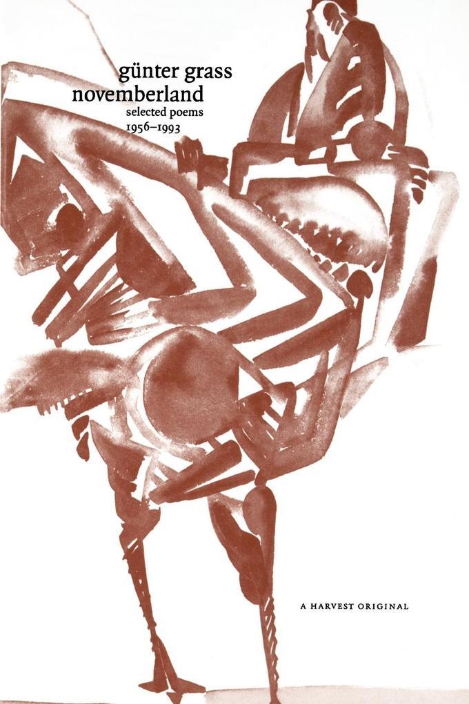 Novemberland: Selected Poems 1956-1993 als Taschenbuch