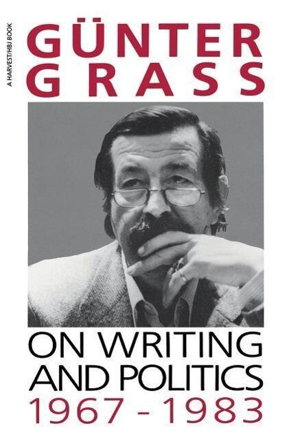 On Writing and Politics, 1967-1983 als Taschenbuch