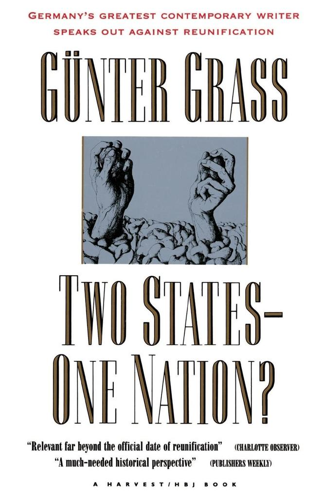 Two States--One Nation? als Taschenbuch