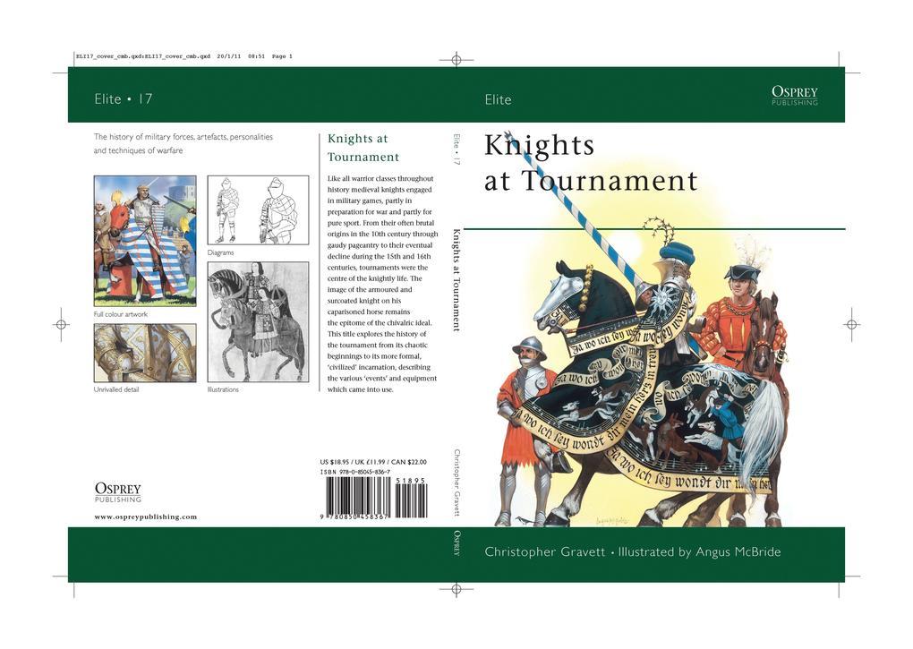 Knights at Tournament als Taschenbuch