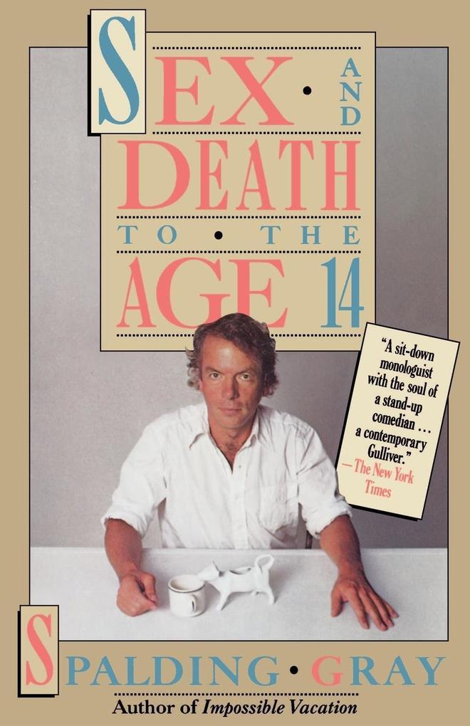 Sex and Death to the Age 14 als Taschenbuch