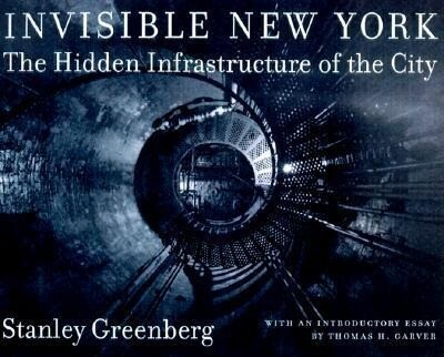 Invisible New York: The Hidden Infrastructure of the City als Buch