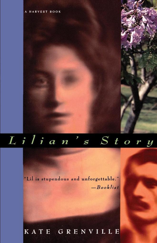 Lilian's Story als Taschenbuch