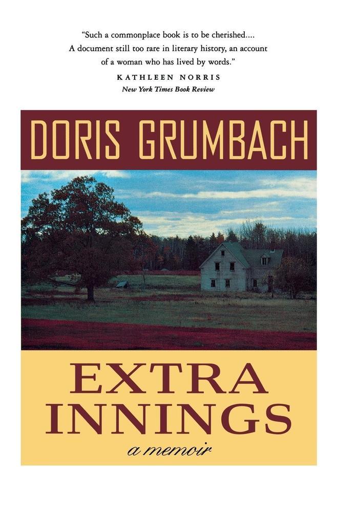 Extra Innings: A Memoir als Taschenbuch
