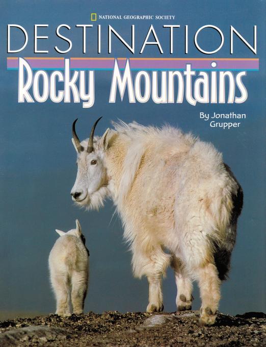 Destination: Rocky Mountains als Buch