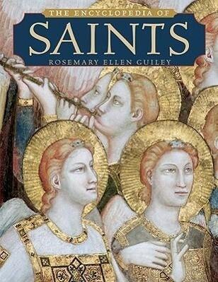 The Encyclopedia of Saints als Taschenbuch