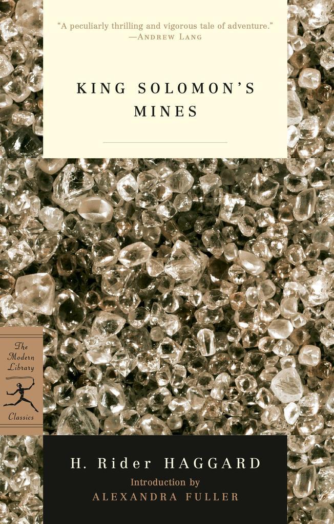 King Solomon's Mines als Taschenbuch