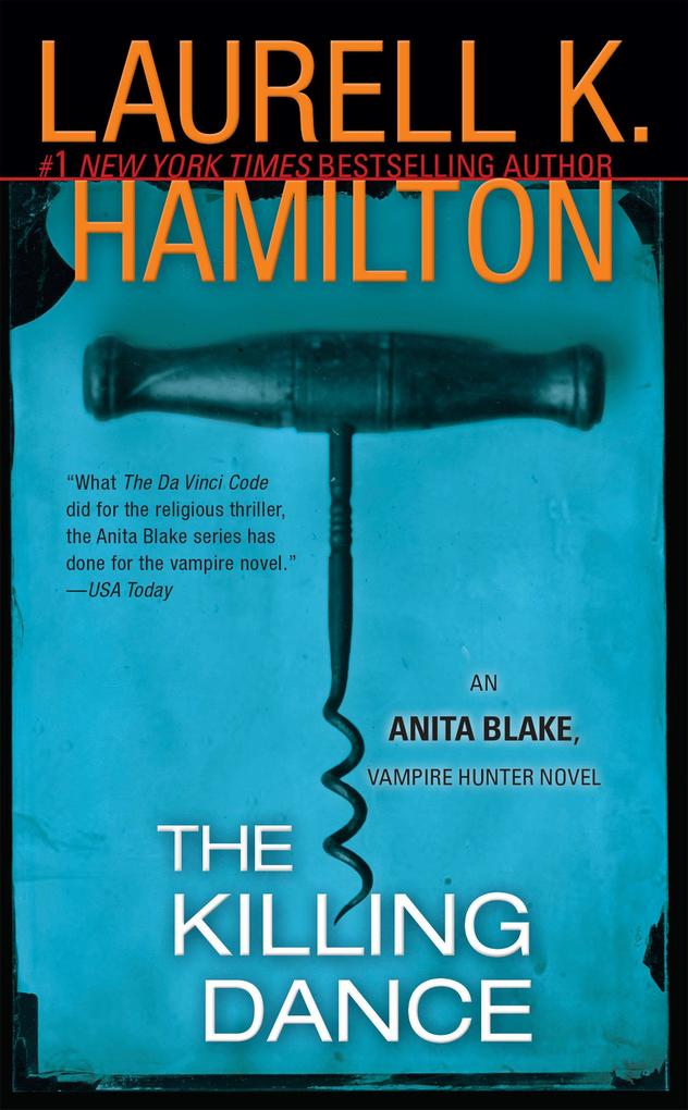 The Killing Dance: An Anita Blake, Vampire Hunter Novel als Taschenbuch