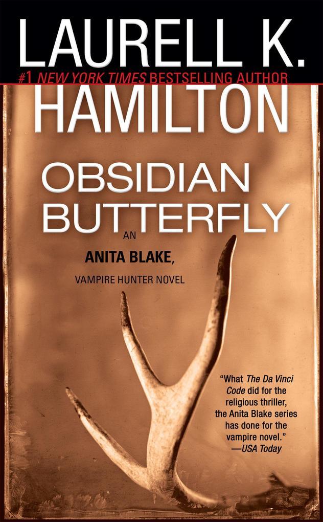 Obsidian Butterfly: An Anita Blake, Vampire Hunter Novel als Taschenbuch