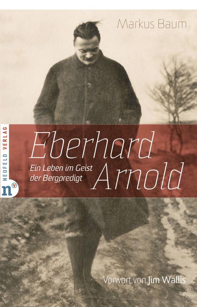 Eberhard Arnold als Buch