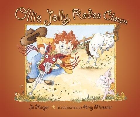 Ollie Jolly, Rodeo Clown als Taschenbuch