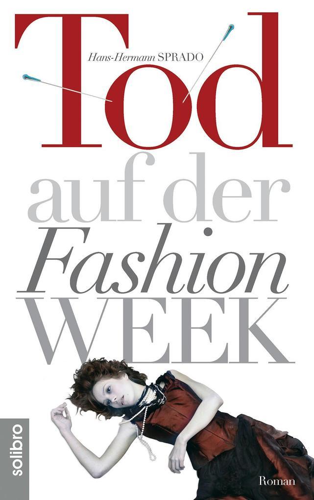 Tod auf der Fashion Week als eBook