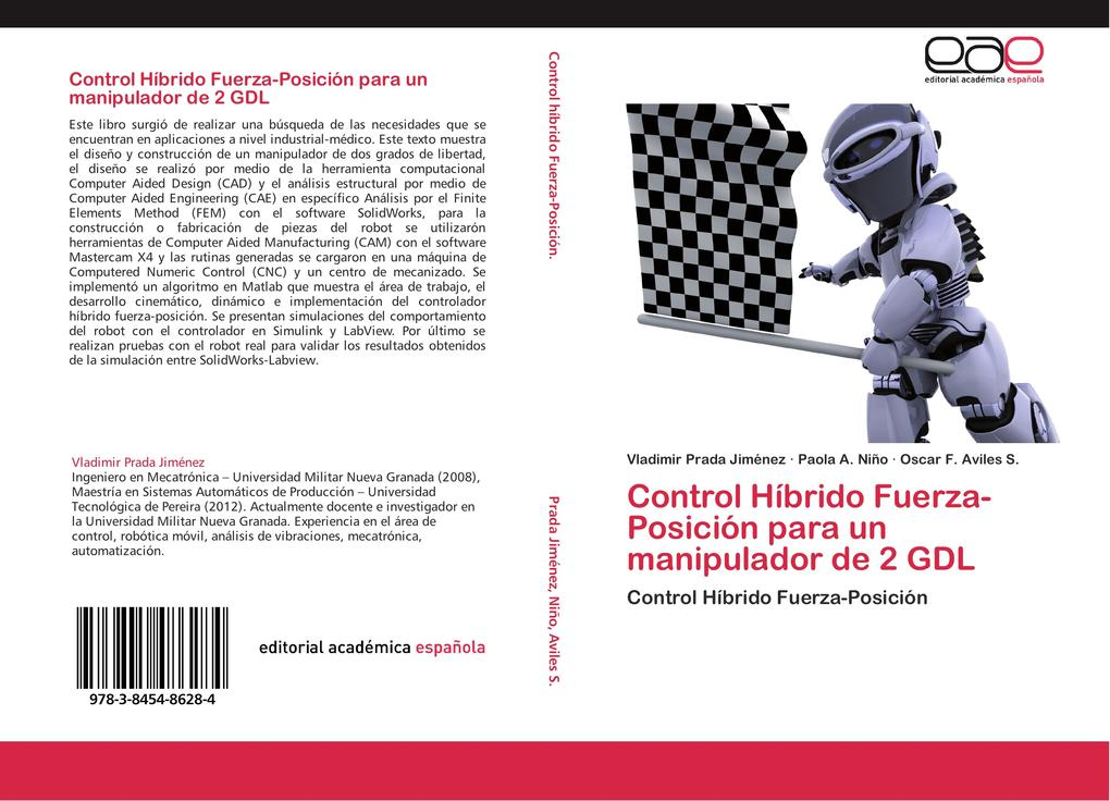 Control Híbrido Fuerza-Posición para un manipul...