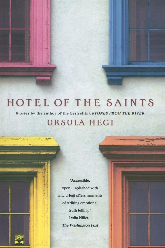 Hotel of the Saints als Taschenbuch