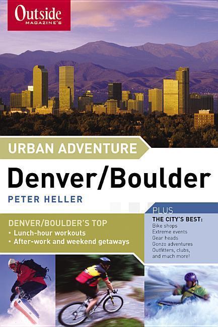 Urban Adventure Denver/Boulder als Taschenbuch