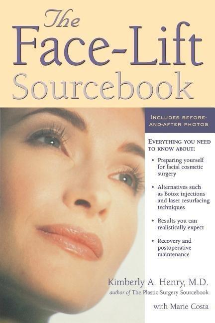 The Face-Lift Sourcebook als Taschenbuch