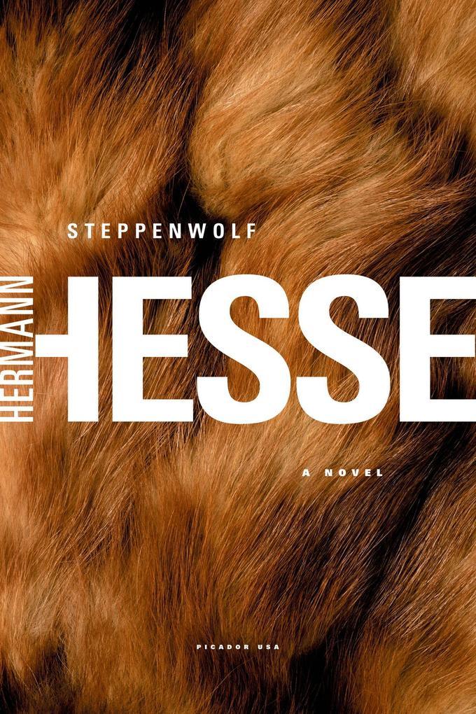 Steppenwolf als Taschenbuch