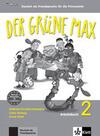 Der grüne Max 2 - Arbeitsbuch 2 mit Audio-CD