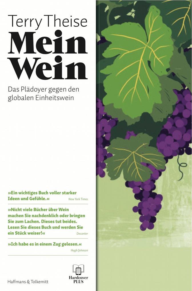 Mein Wein als eBook