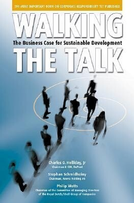 Walking the Talk: The Business Case for Sustainable Development als Buch