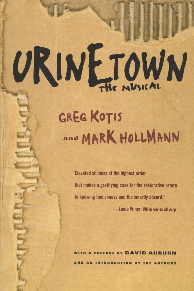 Urinetown: The Musical als Taschenbuch