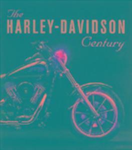 The Harley-Davidson Century als Buch