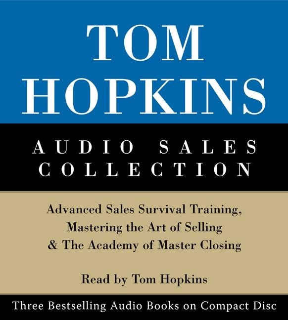 Tom Hopkins Audio Sales Collection als Hörbuch