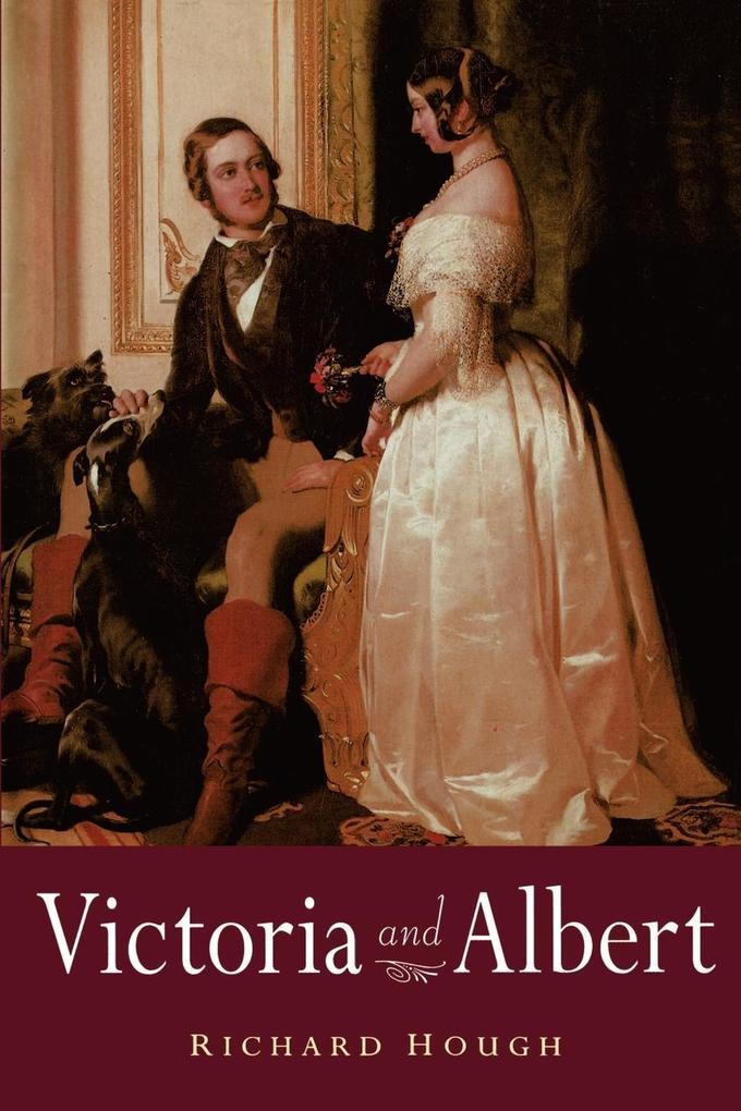 Victoria and Albert als Taschenbuch