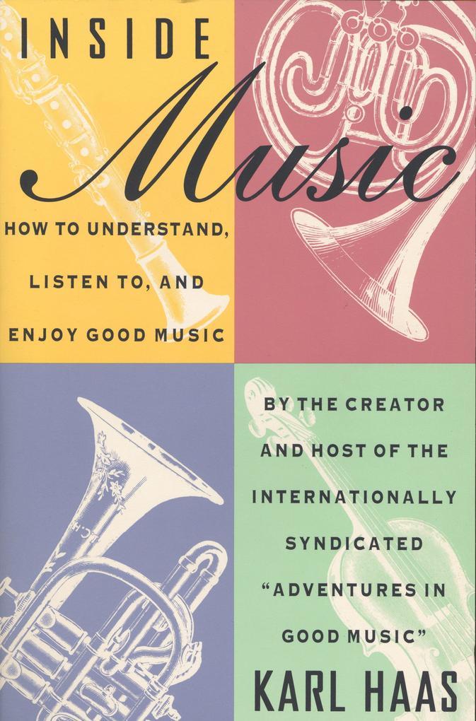 Inside Music als Taschenbuch