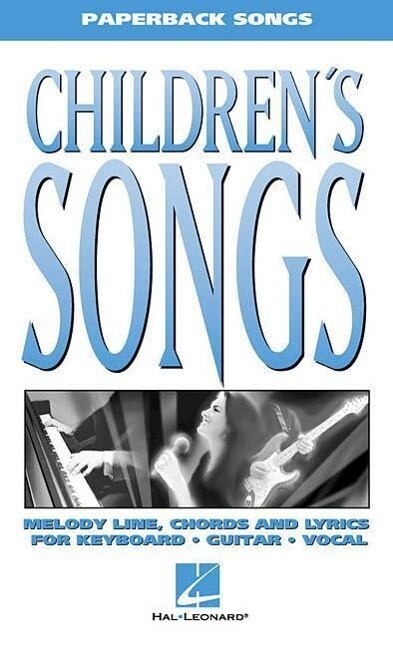 Children's Songs als Taschenbuch