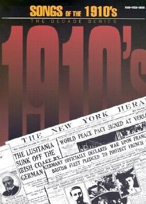 Songs of the 1910's: The Decade Series als Taschenbuch