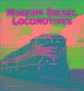 Modern Diesel Locomotives als Taschenbuch