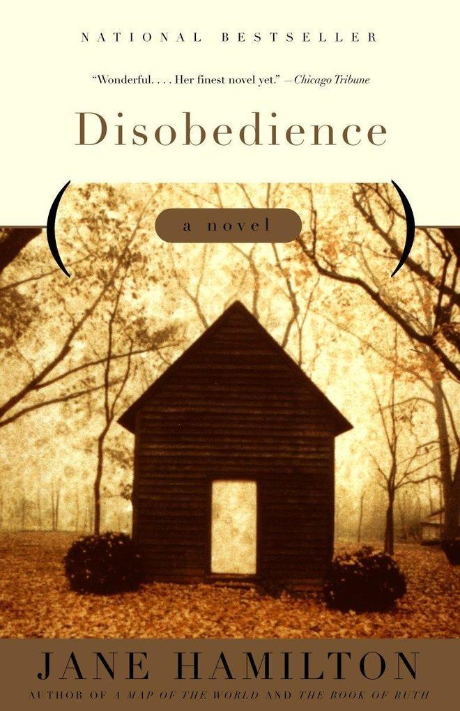 Disobedience als Taschenbuch