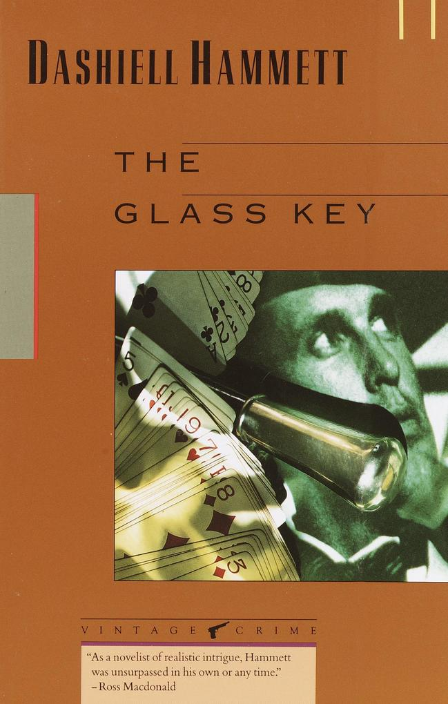 The Glass Key als Buch