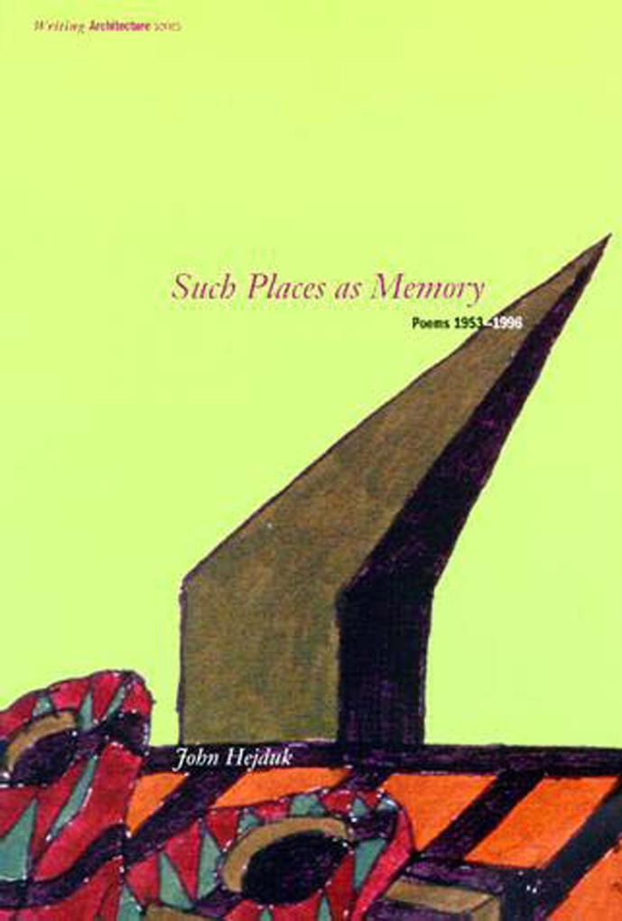 Such Places as Memory als Taschenbuch