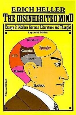 Disinherited Mind: Essays in Modern German Literature and Thought als Taschenbuch