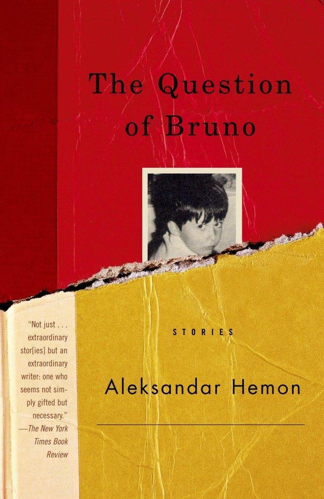 The Question of Bruno: Stories als Taschenbuch