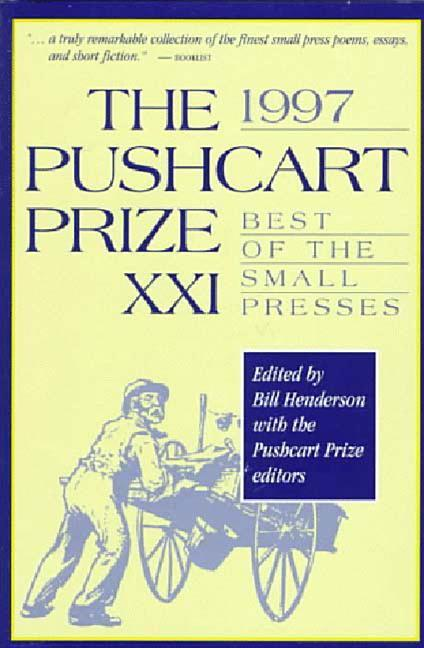 The Pushcart Prize XXI als Buch