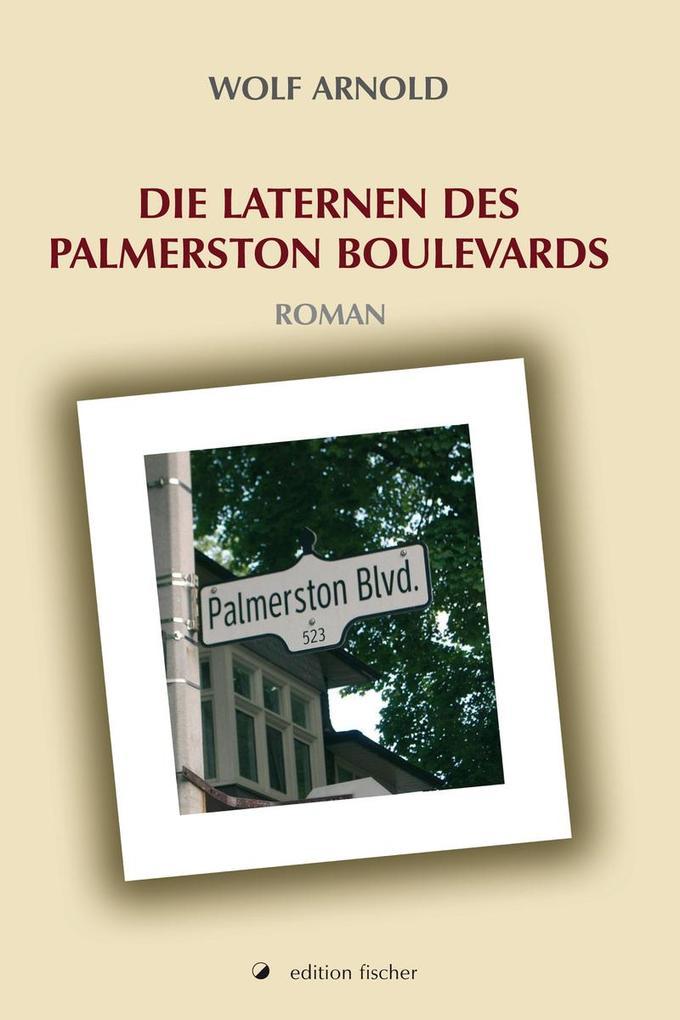Die Laternen des Palmerston Boulevards als eBook