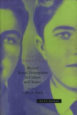 Third Sex, Third Gender: Beyond Sexual Dimorphism in Culture and History als Buch