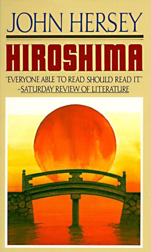 Hiroshima als Taschenbuch