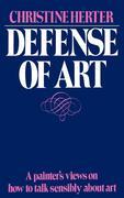 Defense of Art als Taschenbuch