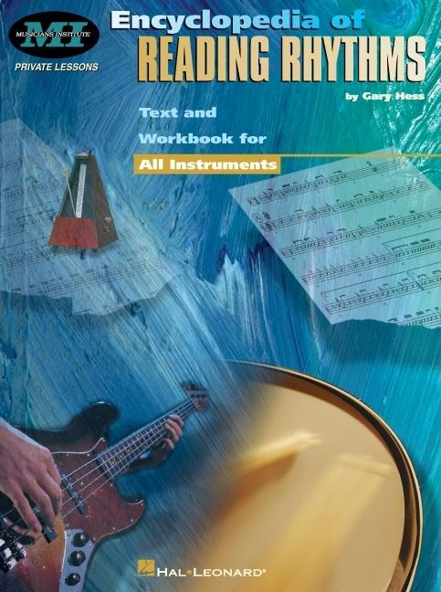 Encyclopedia of Reading Rhythms: Text and Workbook for All Instruments als Taschenbuch