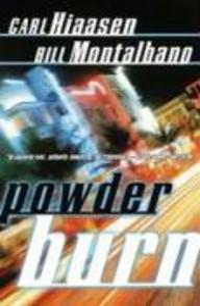 Powder Burn als Taschenbuch