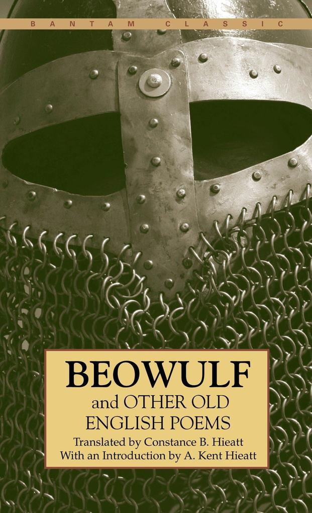 Beowulf and Other Old English Poems als Taschenbuch