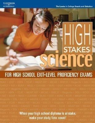 High Stakes: Science 1st Ed als Taschenbuch
