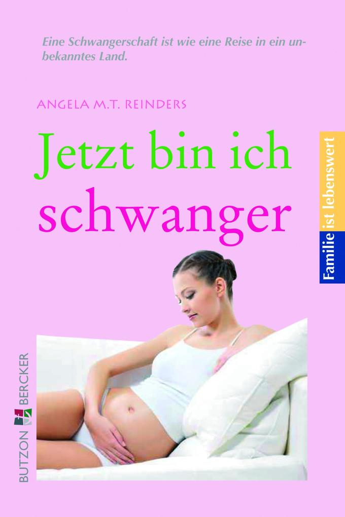 Jetzt bin ich schwanger als eBook