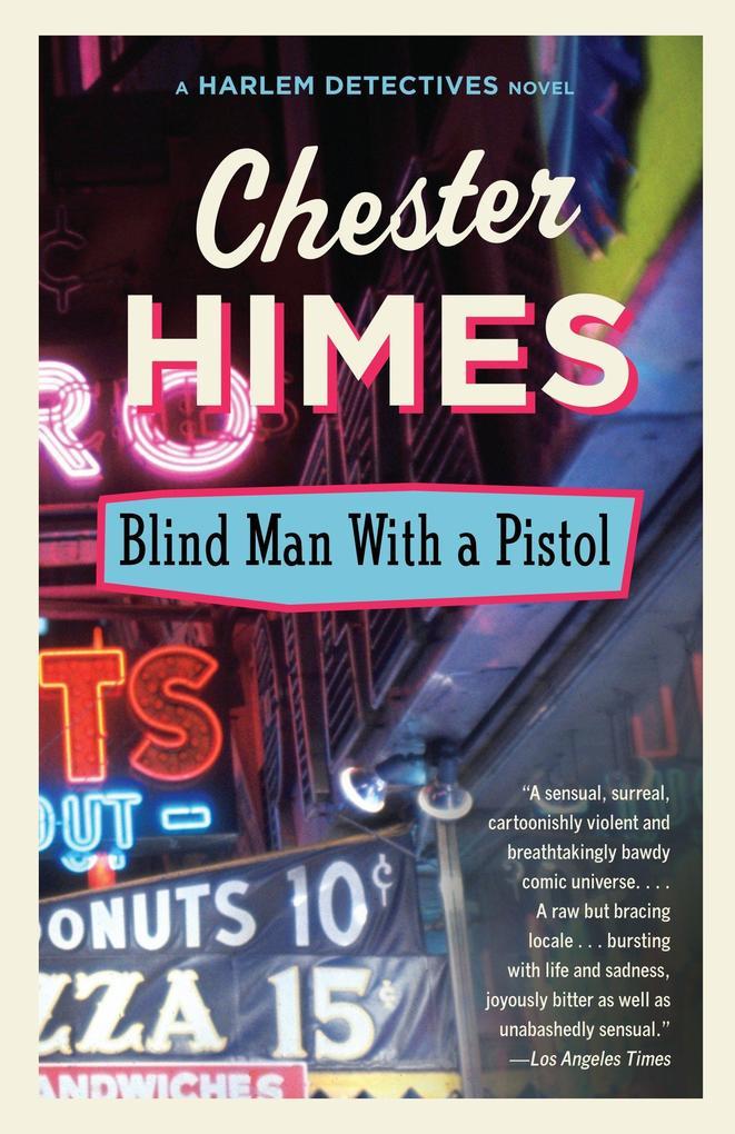 Blind Man with a Pistol als Taschenbuch