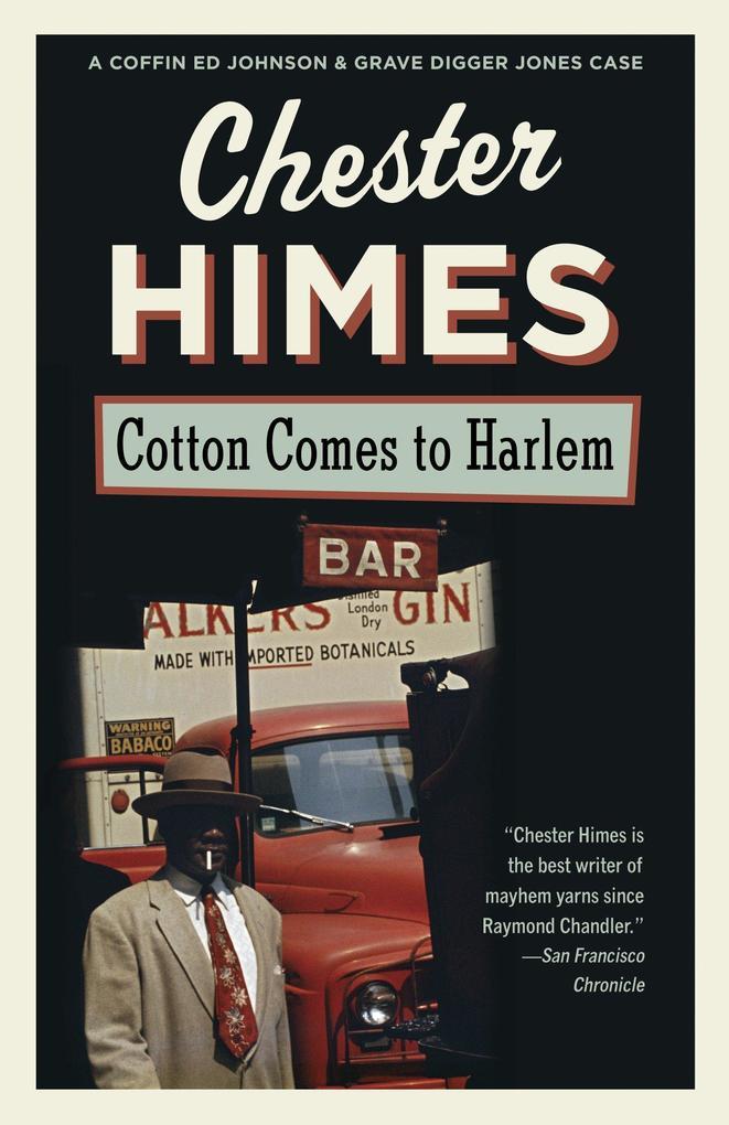 Cotton Comes to Harlem als Taschenbuch